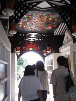 くすのき祭 門.jpg