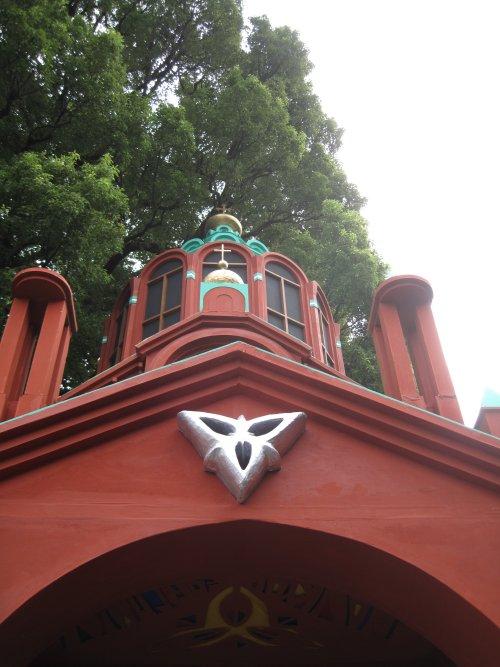 くすのき祭 門2.jpg