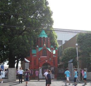くすのき祭 門3.jpg